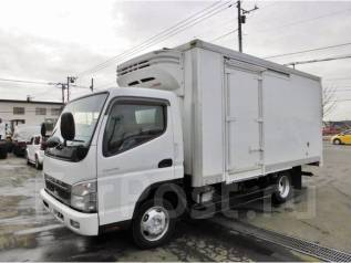 Mitsubishi Canter. рефрижератор 4вд под пошлину на заказ из Японии., 4 900 куб. см., 3 000 кг. Под заказ