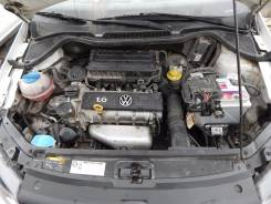 Двигатель. Skoda Roomster Skoda Fabia Skoda Rapid Volkswagen Polo Двигатель CFNA