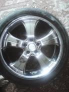 Колеса Lehrmeister r19 хром. 8.5x19 5x114.30