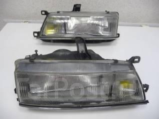 Фара. Toyota Sprinter Carib, AE95, AE95G Двигатели: 4AFE, 4AFHE