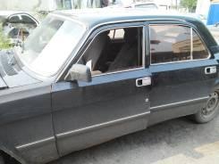 Дверь  передняя левая  ГАЗ  3110  1998 г.