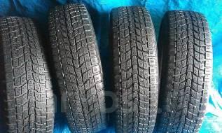 Dunlop Grandtrek SJ6. Зимние, без шипов, 2006 год, износ: 40%, 4 шт