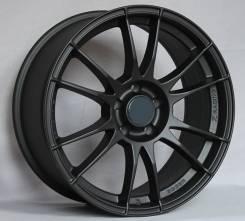 Новые диски O. Z. Racing Ultraleggera R17 4x100/114.3 J7.5 Черный Мат. 7.5x17, 4x100.00, 4x114.30, ET38, ЦО 67,1мм. Под заказ