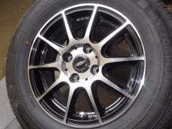 Hot Stuff Cross Speed Premium. 5.5x5.5, 4x100.00, ET38