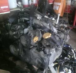 Двигатель в сборе. Subaru Legacy, BL, BL5, BP, BP5 Двигатели: EJ20, EJ203