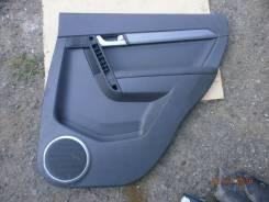 Обшивка двери. Chevrolet Captiva, C100
