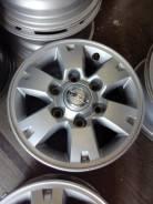 Nissan. 5.5x14, 6x139.70, ET40, ЦО 108,0мм.