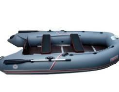 """Лодка моторная """"Эсмеральда NL-360 Люкс"""". Год: 2016 год, длина 360,00м., двигатель подвесной, 25,00л.с., бензин"""