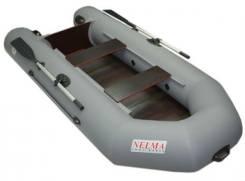 """Лодка моторная """"Nelma NL-290К"""". Год: 2016 год, длина 290,00м., двигатель подвесной, 5,00л.с., бензин"""