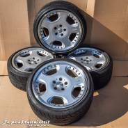 O. Z. Racing Opera II R18 / Dunlop Direzza DZ 101 225/40R18 Лето. 9.0x18 5x114.30 ET35 ЦО 73,1мм.