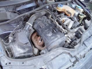 Двигатель в сборе. Audi A6 Audi A4 Audi A4 Avant Volkswagen Passat Двигатели: ANQ, ADR, APT, ARG