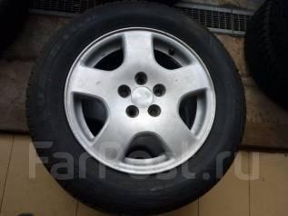 Subaru. 6.0x15, 5x100.00, ET55, ЦО 56,1мм.