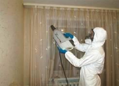 Уничтожение насекомых (клопы, тараканы, блохи) без запаха. Акция длится до 14 декабря