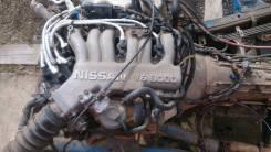 Двигатель в сборе. Nissan Terrano Двигатели: VG30E, VG30I