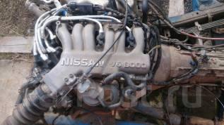 Двигатель в сборе. Nissan Terrano Двигатели: VG30I, VG30E