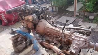 Двигатель в сборе. Nissan Terrano Двигатели: VG30E, VG33E, VG30I