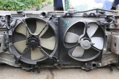 Радиатор охлаждения двигателя. Toyota Corona Premio, ST210