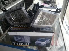 Фара противотуманная. Toyota Hiace, LH100G, LH102, LH105, LH107G, LH104, LH103V Двигатели: 2LT, 2LTE, 3L, 2L