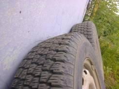 Dunlop Graspic DS-V. Зимние, без шипов, износ: 30%, 4 шт