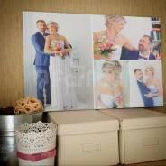 Печать свадебных фото на холсте