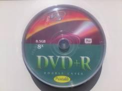 DVD+R DL. 8 Гб
