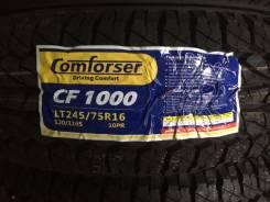 Comforser CF1000. Грязь AT, 2014 год, без износа, 4 шт