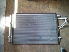 Радиатор кондиционера. Hyundai Elantra