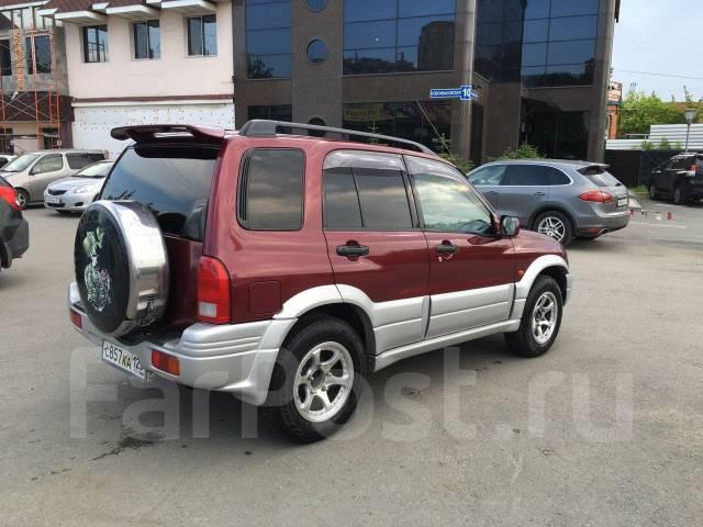 Suzuki Grand Vitara. автомат, 4wd, 2.5 (165 л.с.), бензин, 250 тыс. км