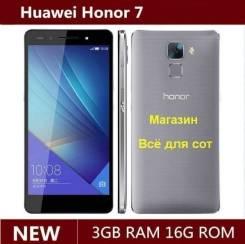 Huawei Honor 7. Новый