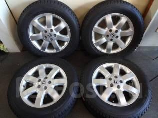 Honda. 6.5x17, 5x114.30, ET50, ЦО 64,0мм.