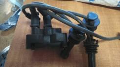 Высоковольтные провода. Ford Fiesta