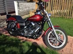 Harley-Davidson Dyna Low Rider. 1 585 куб. см., исправен, птс, с пробегом