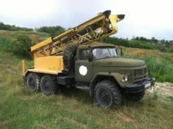 ЗИЛ 131. Продается буровая мрк-750, 10 000 куб. см., 6 000 кг.