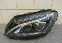 Фара. Mercedes-Benz C-Class, W205. Под заказ