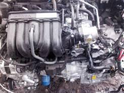 Заслонка дроссельная. Honda Fit, GK6, GK3, GK5, GK4, GP6, GP5 Двигатель L13B