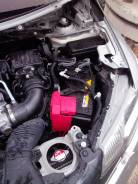 Датчик расхода воздуха. Honda Fit, GK3, GK4, GK5, GK6, GP5, GP6 Двигатель L13B