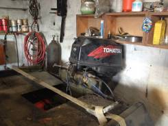 Tohatsu. 40,00л.с., 2х тактный, бензин, Год: 2009 год