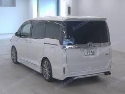 Спойлер. Toyota Voxy, ZRR85G, ZRR85W, ZRR80G, ZRR80W, ZWR80W, ZWR80G Toyota Noah, ZRR80G, ZRR80W, ZRR85G, ZRR85W, ZWR80G, ZWR80W