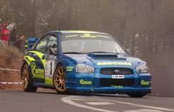 Крыло. Subaru Impreza WRX, GDB, GDA