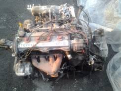 Двигатель в сборе. Toyota Carina Toyota Sprinter Carib Двигатель 4AFHE