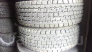 Bridgestone. Зимние, без шипов, 2008 год, без износа, 2 шт