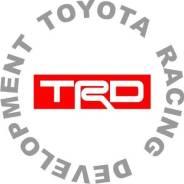 Наклейка TRD на бензобак. отправка по (Бесплатная доставка по РФ)