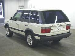 Расширитель крыла. Land Rover Range Rover
