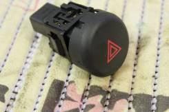 Кнопка включения аварийной остановки. Nissan Juke, YF15 Двигатель HR16DE