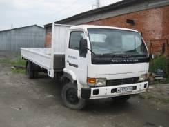 Nissan Diesel Condor. Nissan Diesel 1995г., 7 000 куб. см., 5 000 кг.