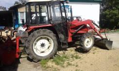 Yanmar. Продается трактор F455D
