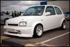 Обвес кузова аэродинамический. Nissan Micra, K11E Nissan March, K11