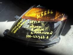 Фара левая 100-22363А Honda Stream 2000-2002 ксенон