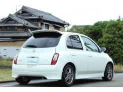 Губа. Nissan Micra, K12 Nissan March, K12