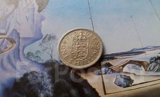 Великобритания. 1 шиллинг 1956 года.